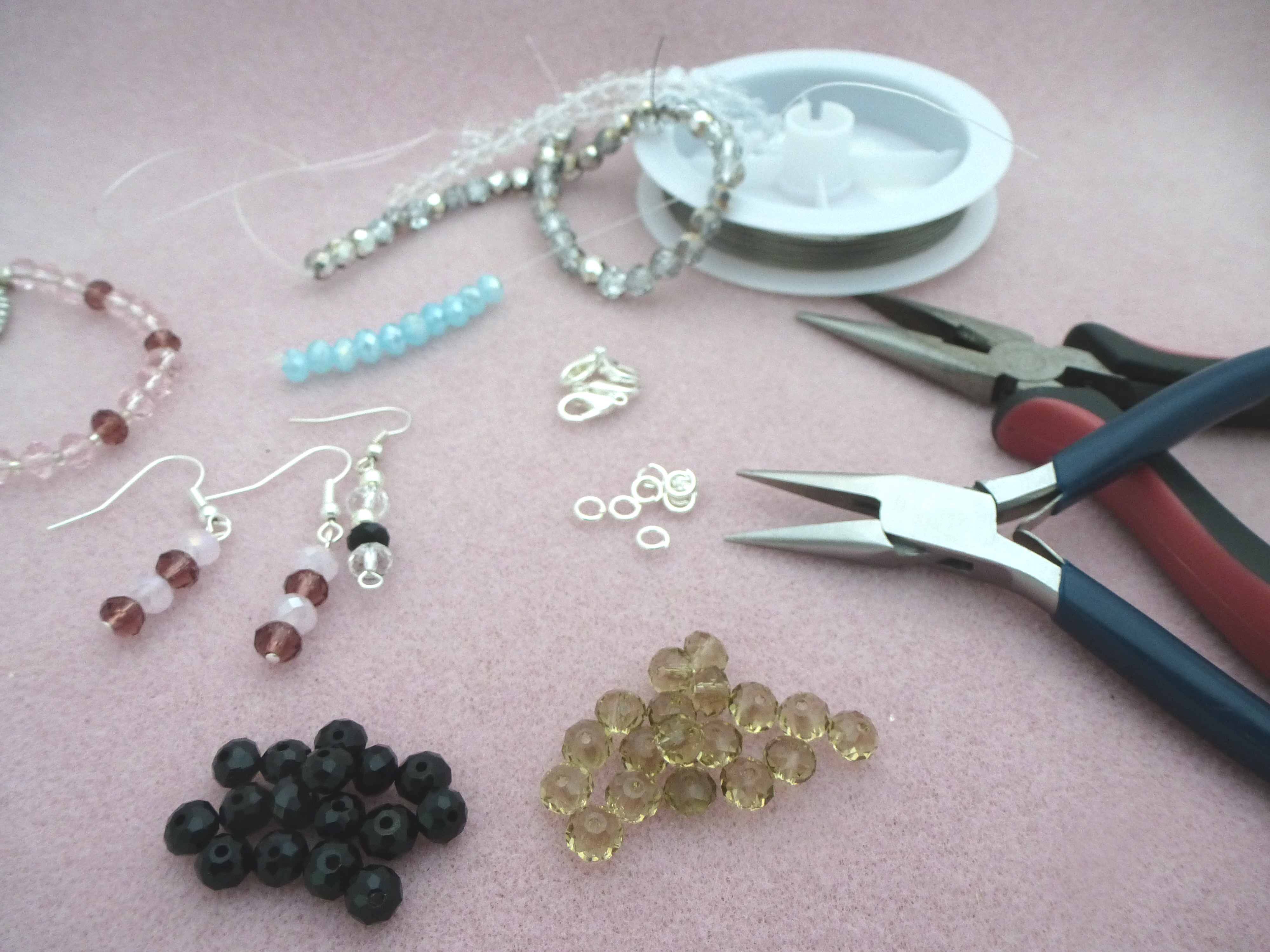 Jewellery Making for Beginners - Silver And Stone Jewellery ...