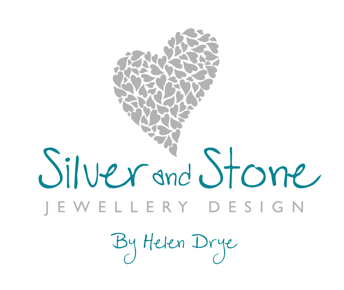 Silver Stone Jewellery Design Silver and Stone By Helen Drye