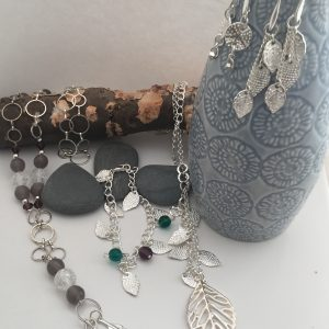 Jewellery making at Silver and Stone