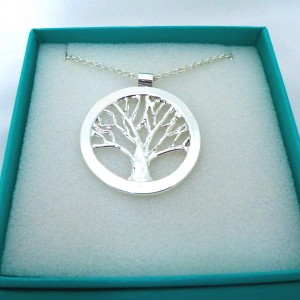 Tree of Life www.silver-stonejewellery.co.uk