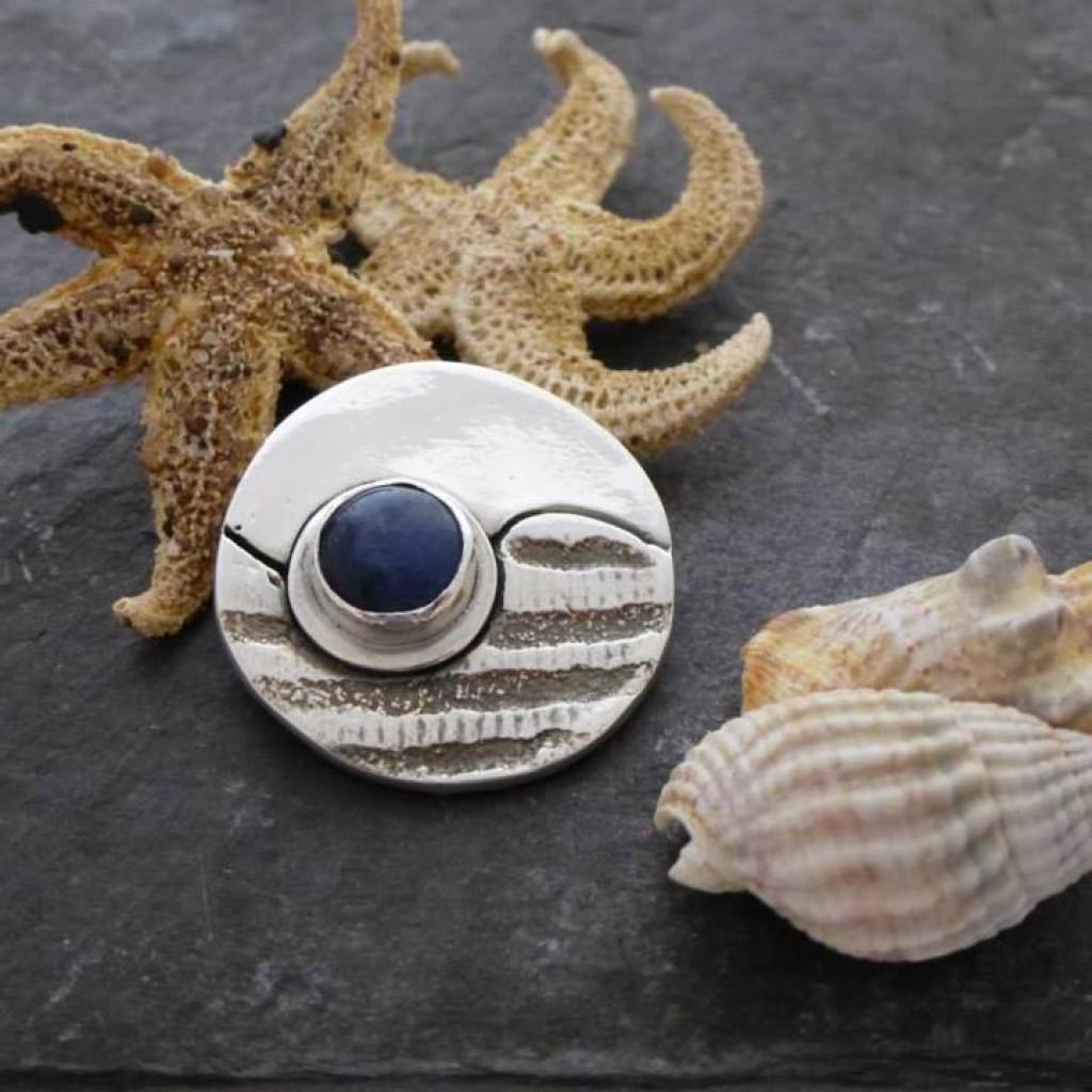 Once in a Blue Moon www.silver-stonejewellery.co.uk