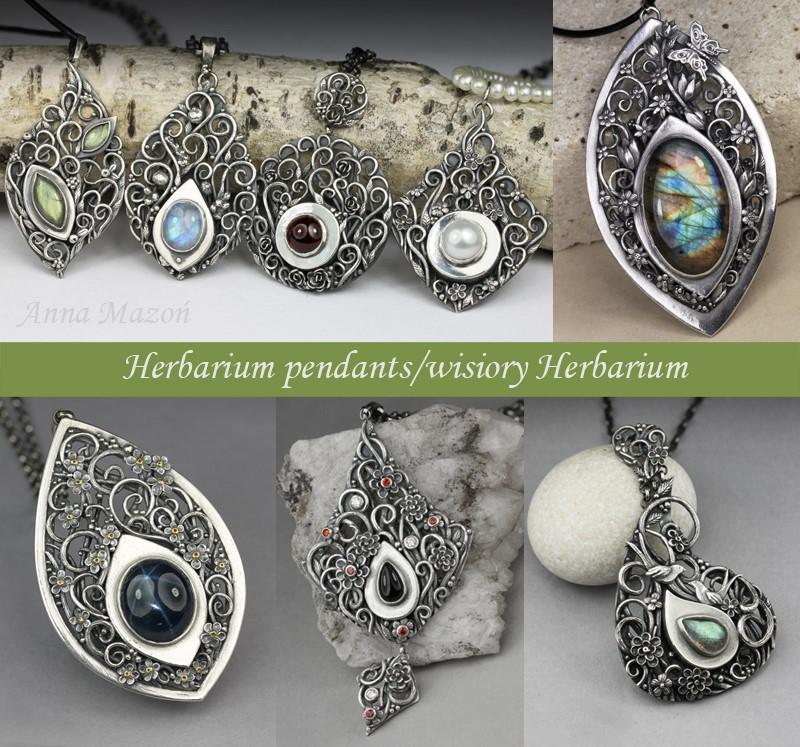 herbariumworkshop Anna Mazon @ Silver and stone