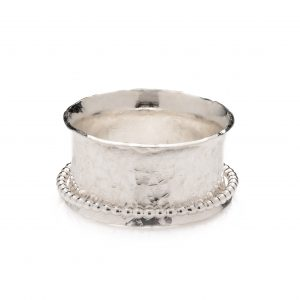 Silver Fidget Ring by Helen Drye