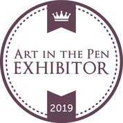 Art in the Pen Exhibitor