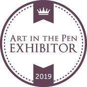 Art in the Pen Exhibitor