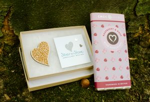 Heartfelt Gift Box by Silver and Stone1