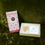 Heartfelt Gift Box by Silver and Stone